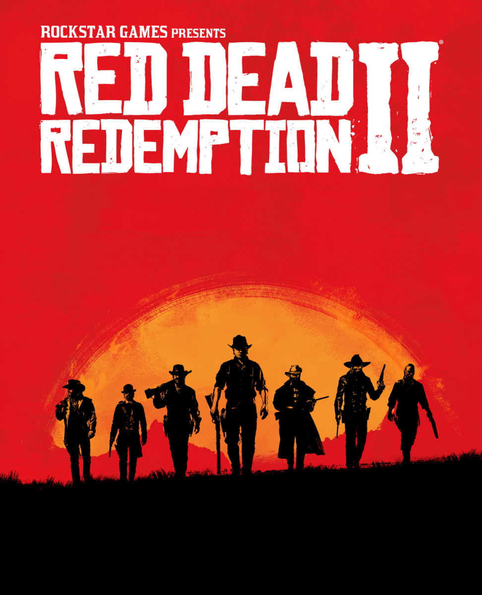 """""""Red Dead Redemption 2"""" Cover Art"""