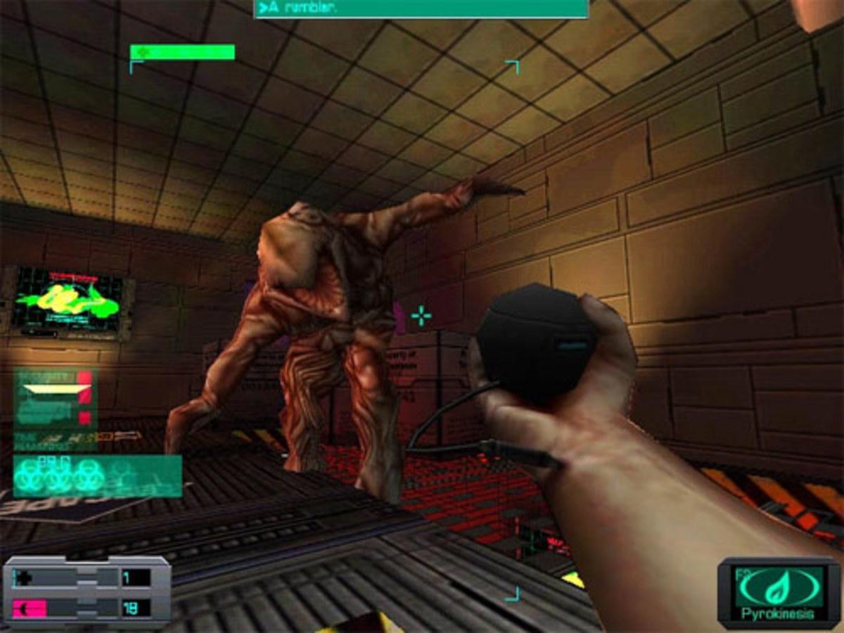 """System Shock 2"""