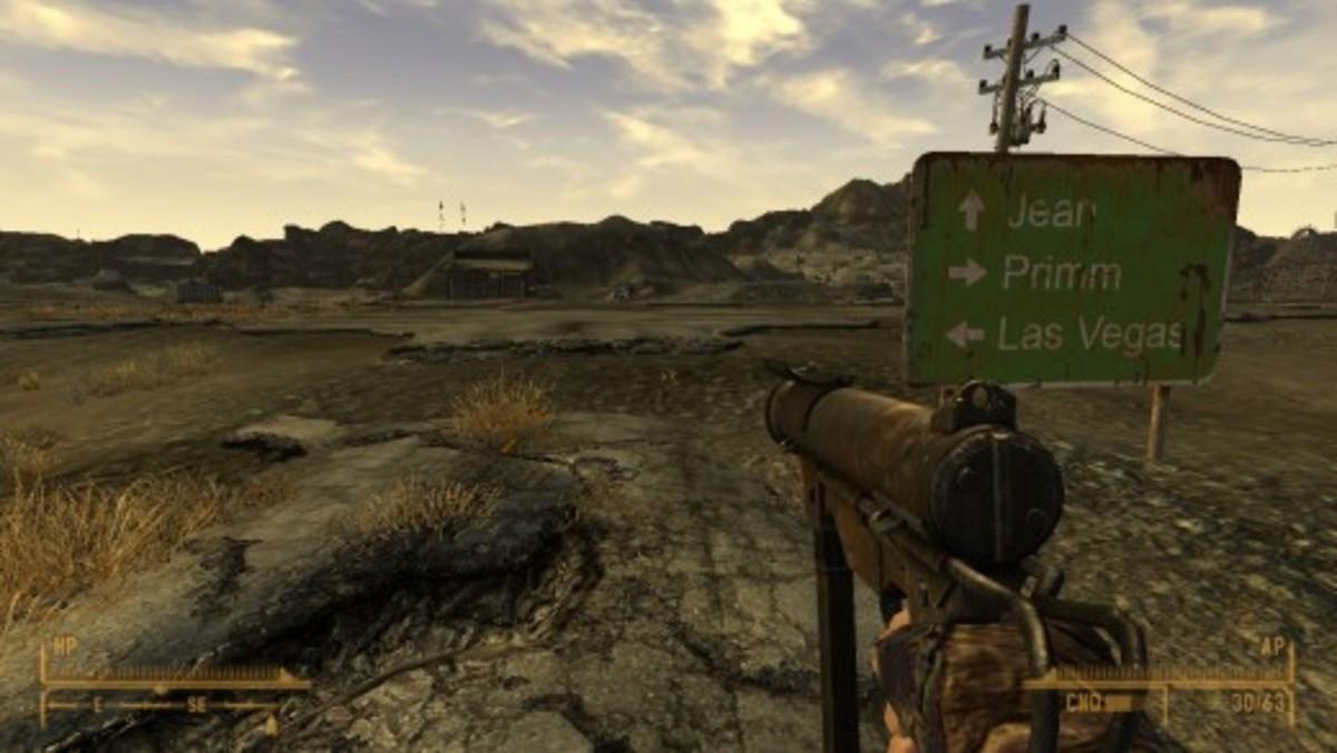 """Fallout: New Vegas"""