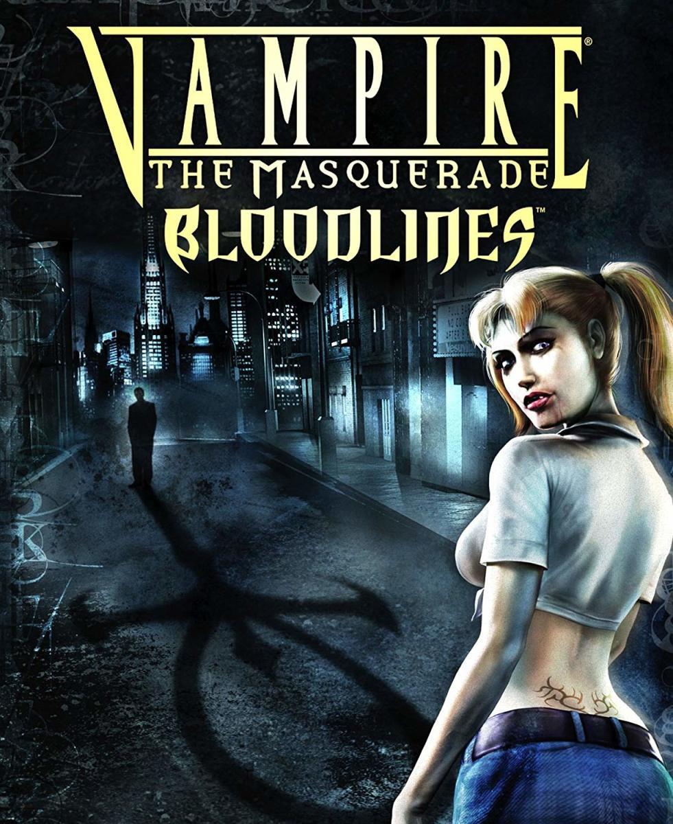 """Vampire: The Masquerade – Bloodlines"""