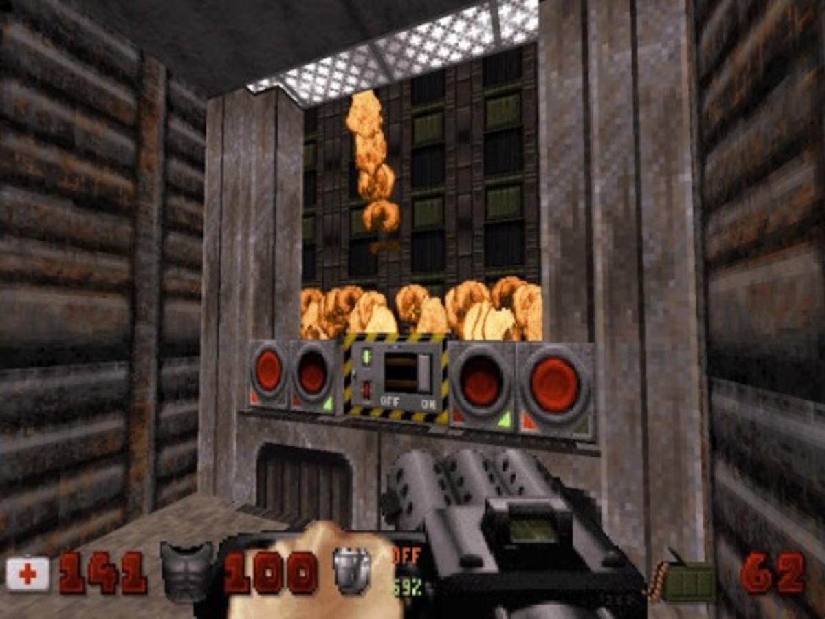 """Duke Nukem 3D"""
