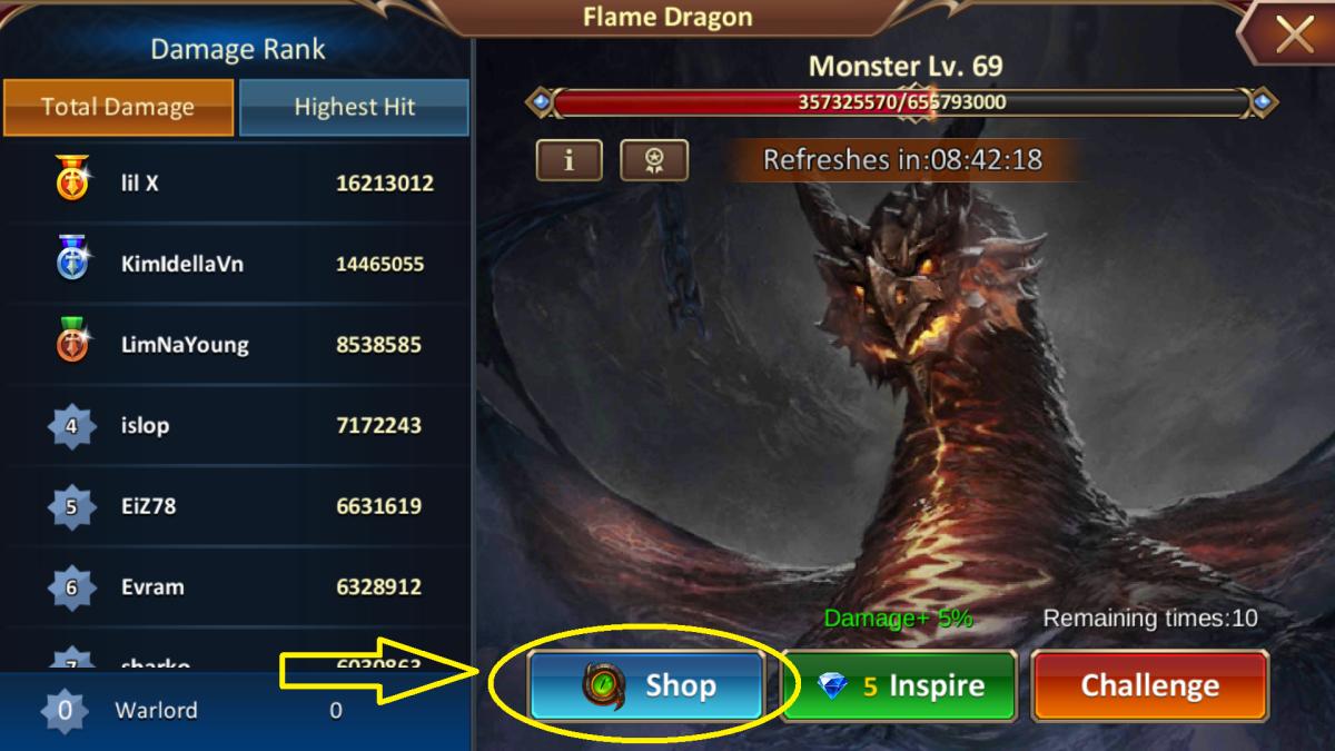 Dragon eye hero purchase
