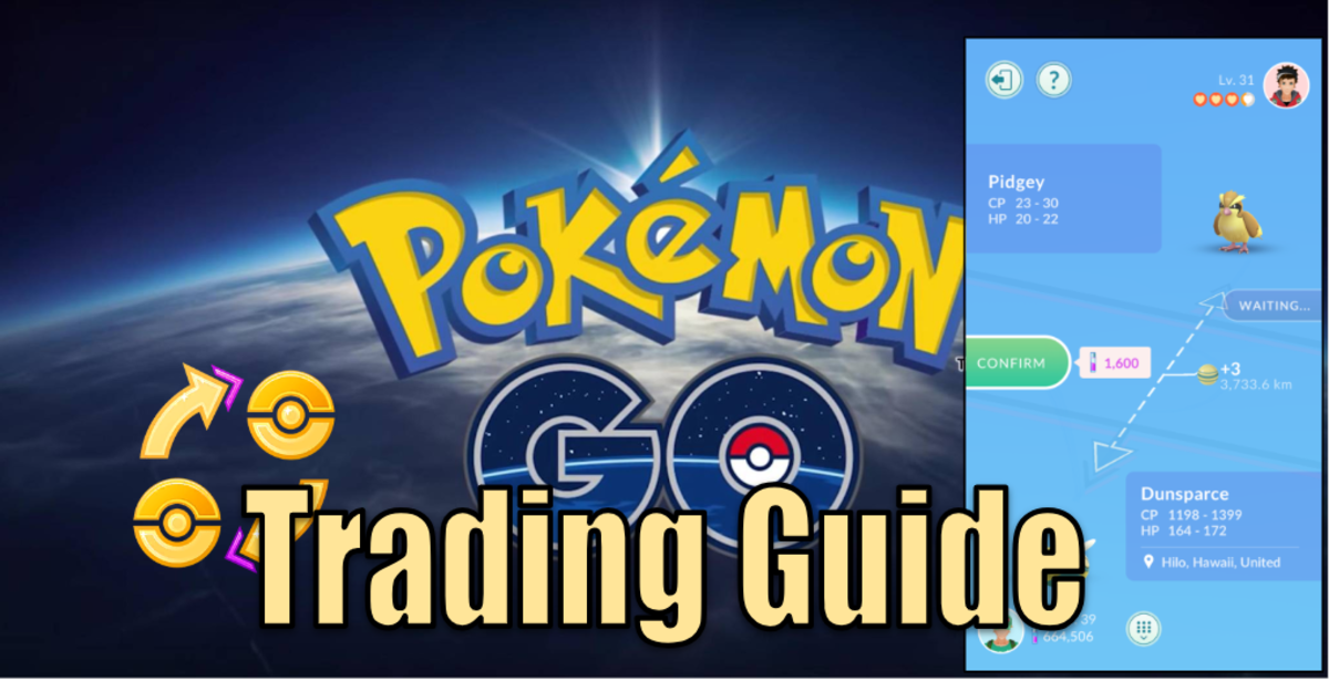 """Pokemon Go"" Trading Guide"