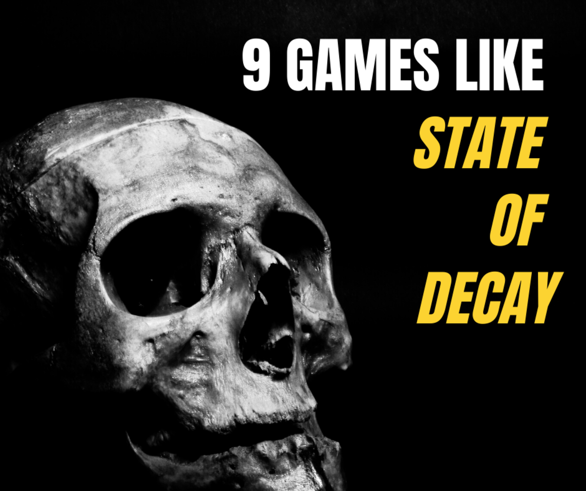 "Top 9 Games Like ""State of Decay"""