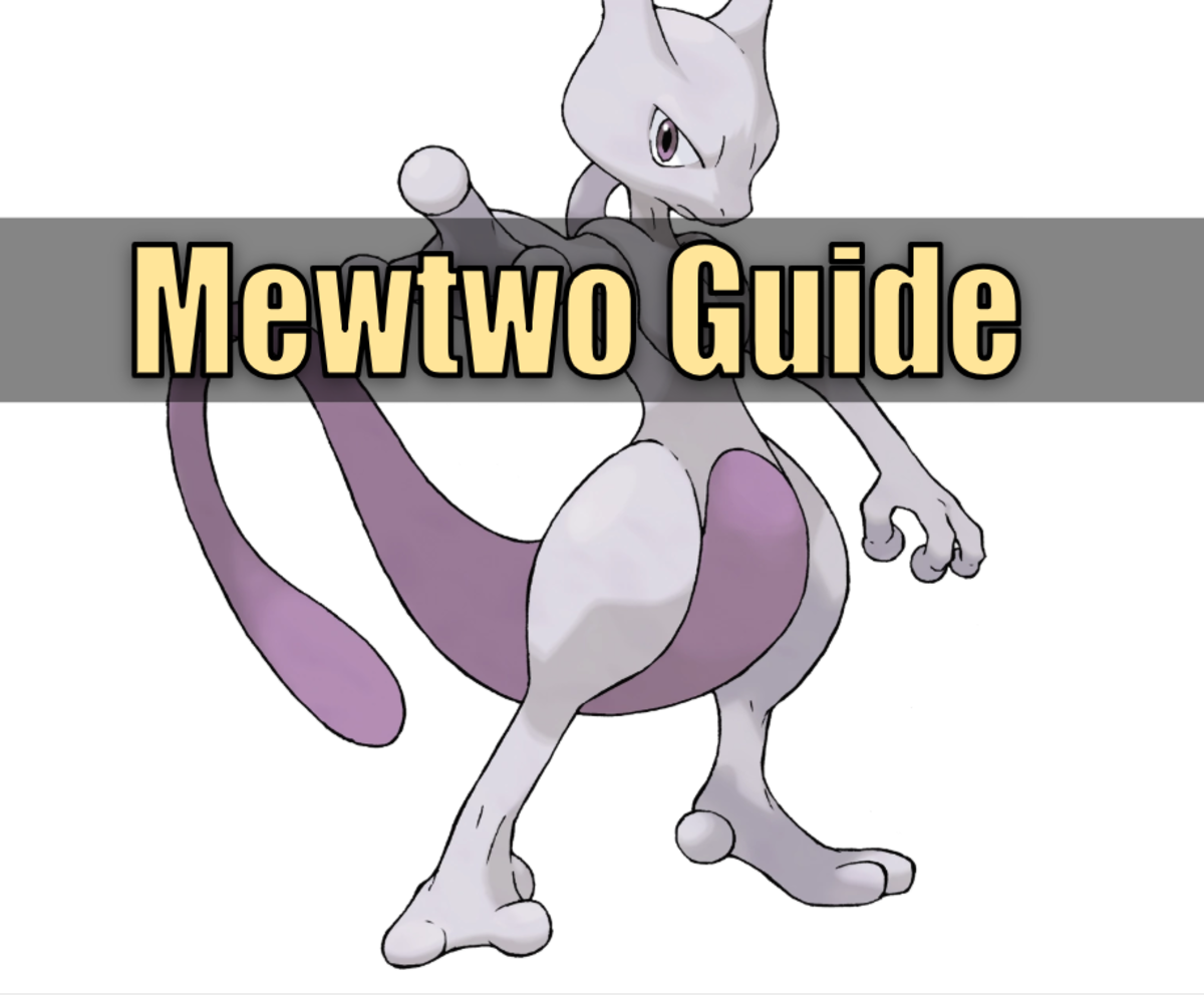 """Pokemon Let's Go"" Mewtwo Guide"