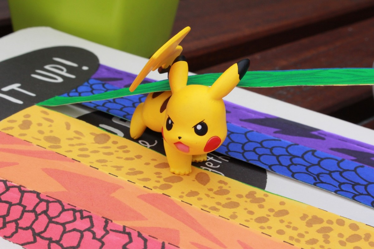 Pikachu is an electric-type mouse Pokemon. You might want to give it a nickname based on the fact that  it is an electric-type critter and a mouse.