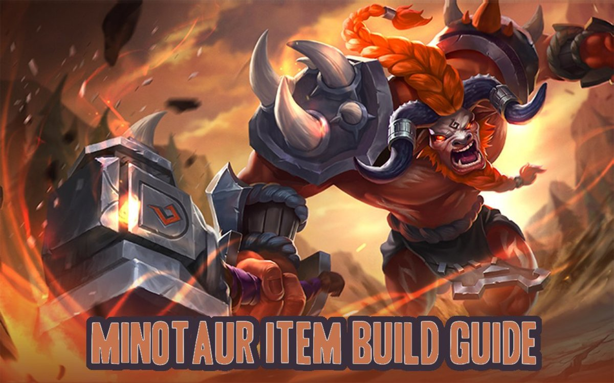 Mobile Legends Minotaur Item Build Guide