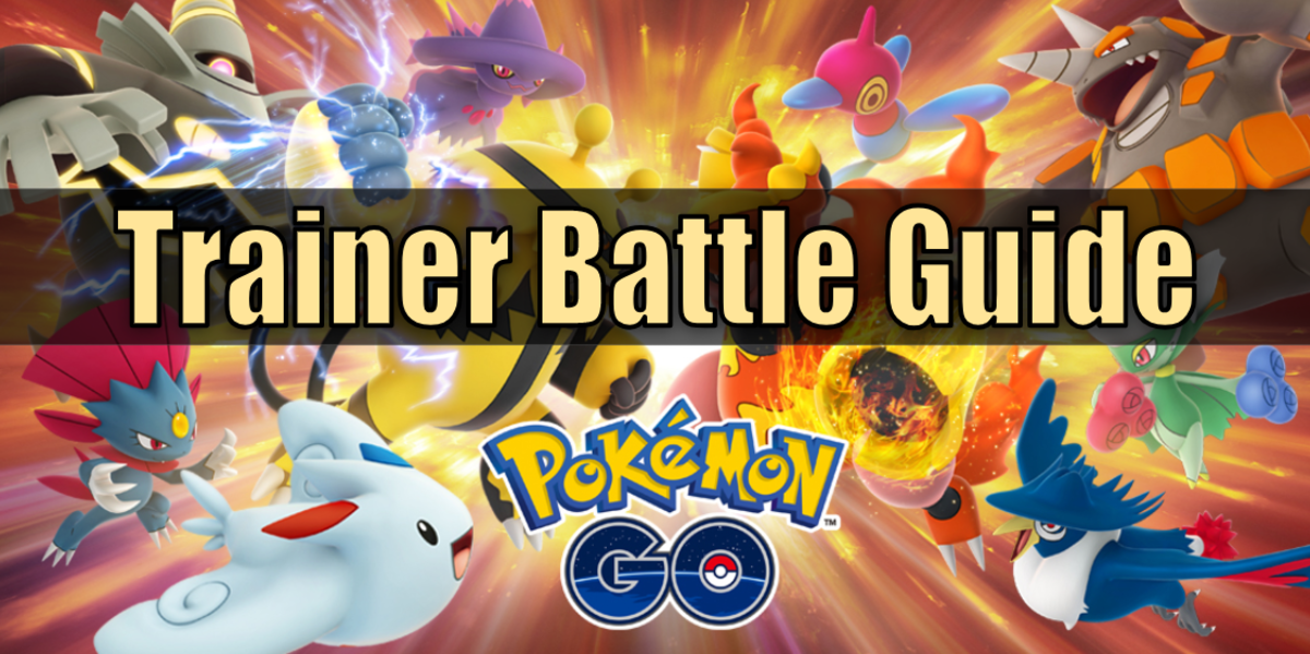 """Pokemon Go"" PvP Trainer Battles Guide"