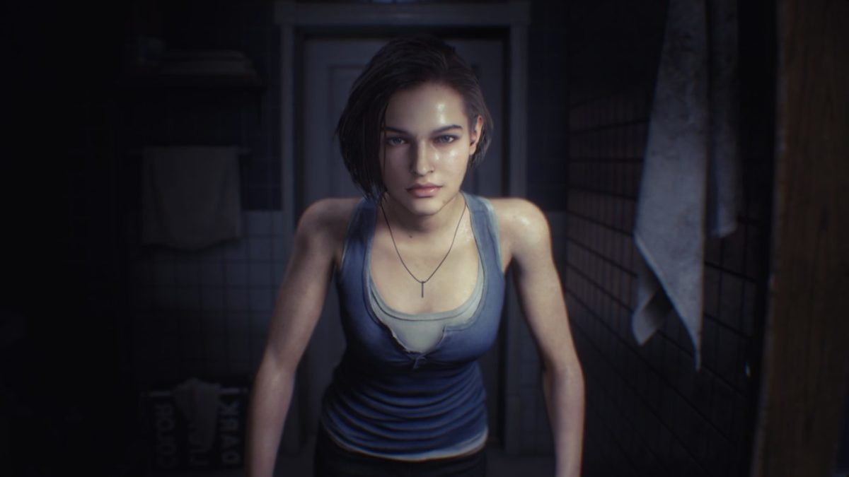 "Jill Valentine is insanely cute in the ""RE3"" remake"