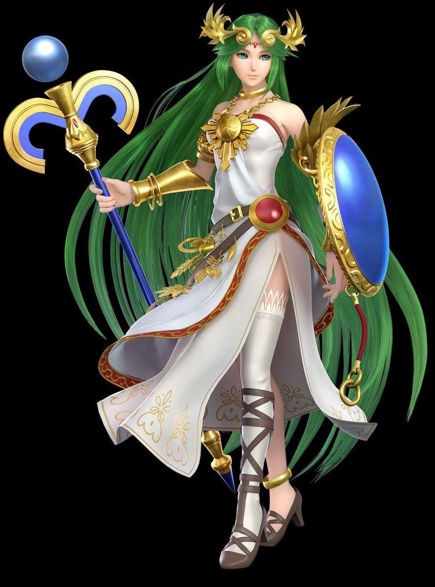 She's a true goddess.