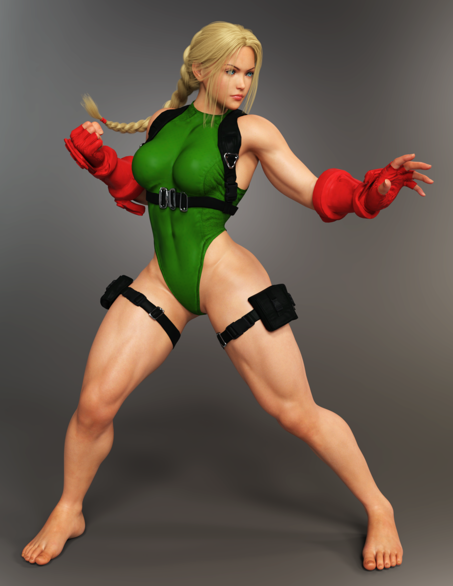 Fantastic fanart of Cammy White by FatalHolds on DeviantArt