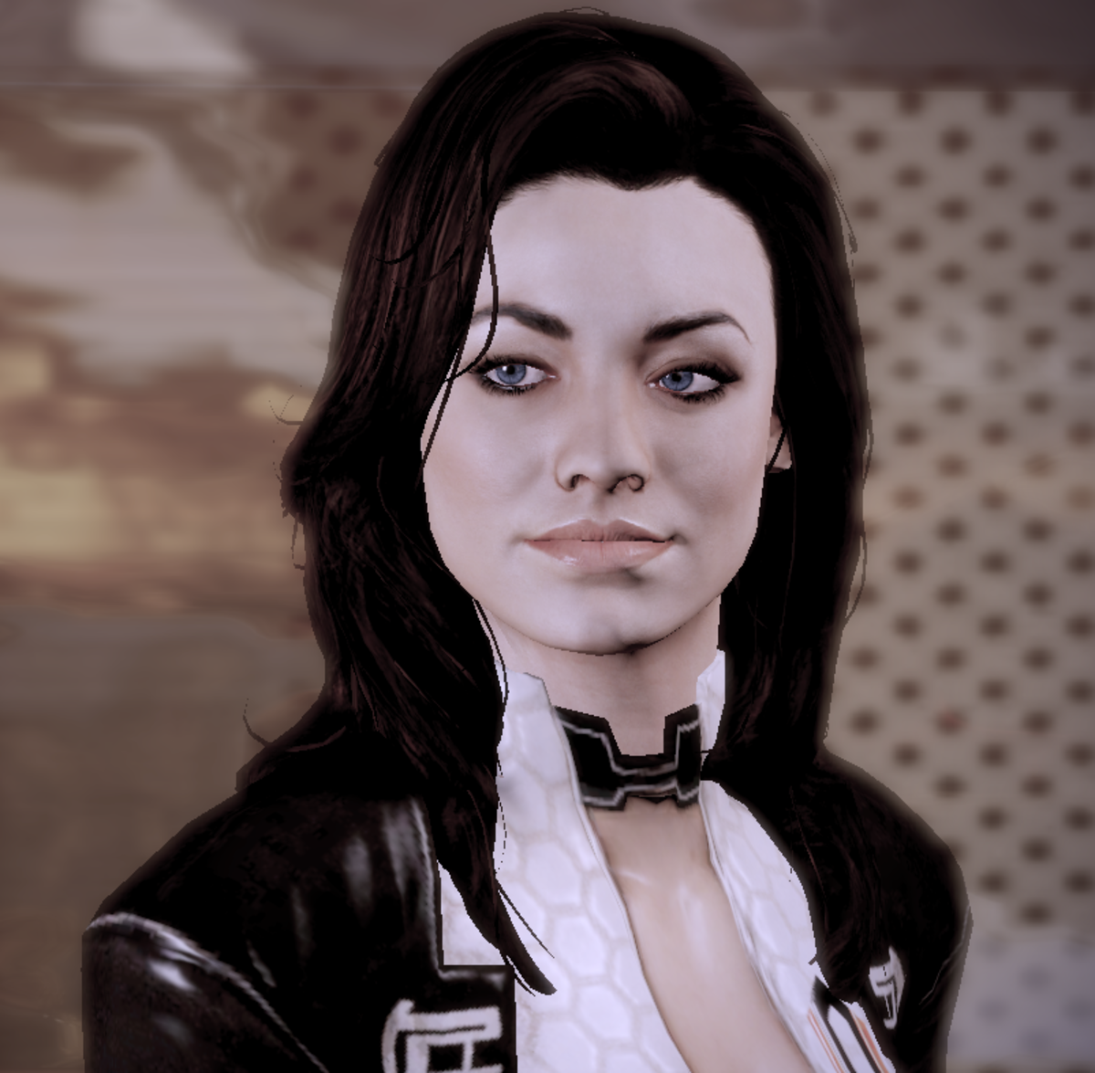 "If you're looking for a ""Mass Effect"" heartthrob, you've found her."