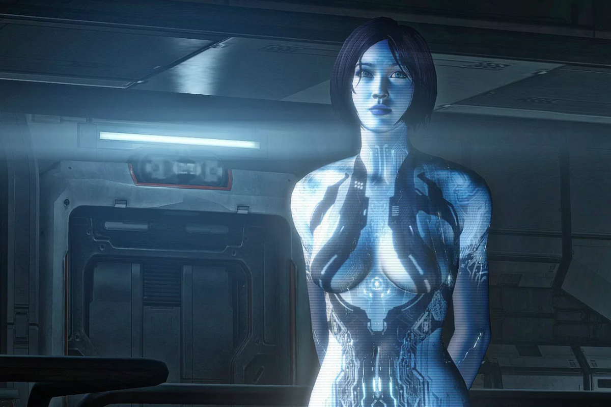 She's an AI that'll make you swoon.