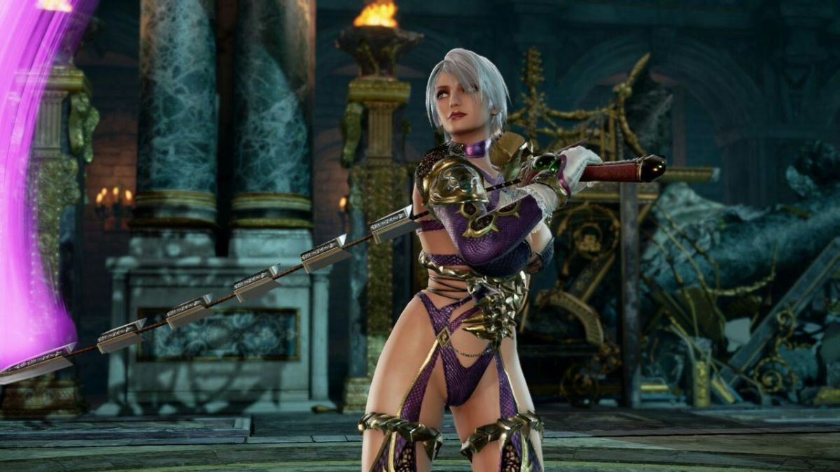"Ivy remains a fan favorite in the ""SoulCalibur"" franchise"