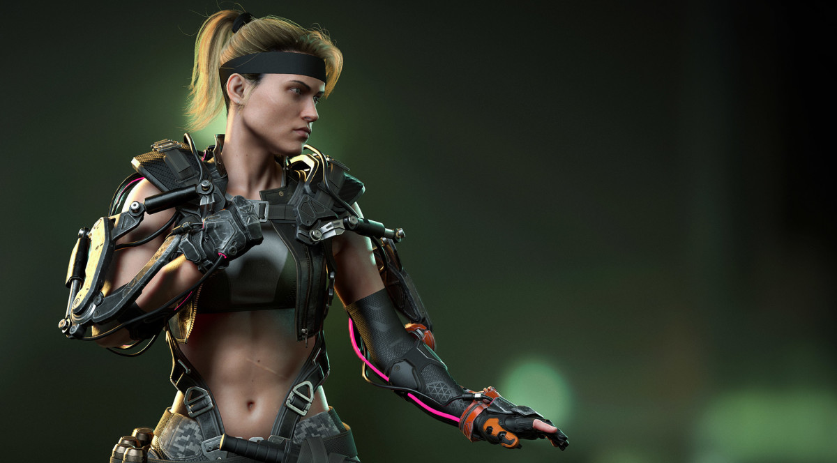 "Sonya has been around since the beginning of ""Mortal Kombat."""