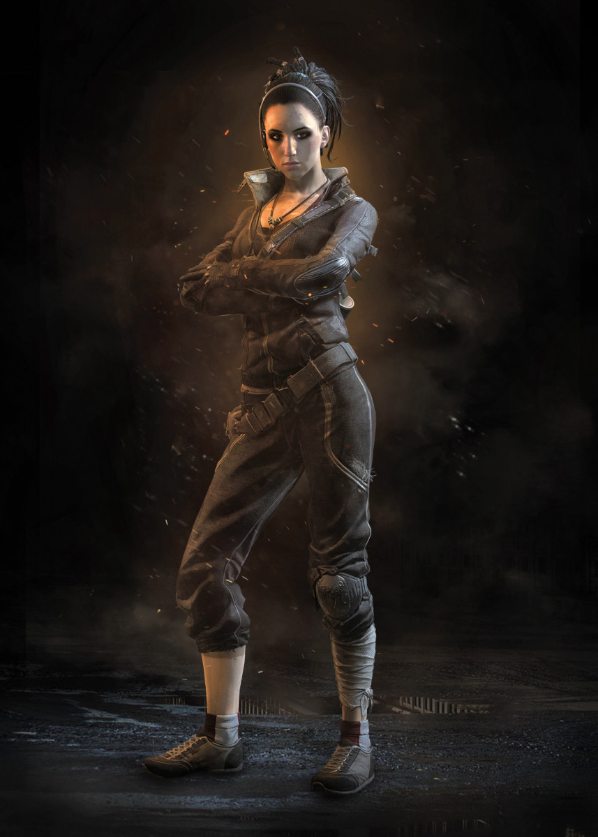 "Jade is an important character in ""Dying Light""."
