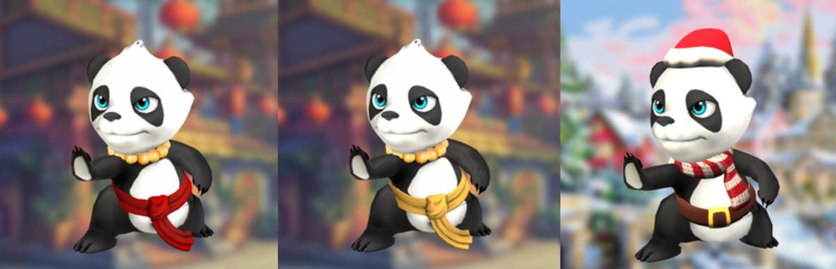 "(""WoC"") Panshao: Bamboo Warrior"