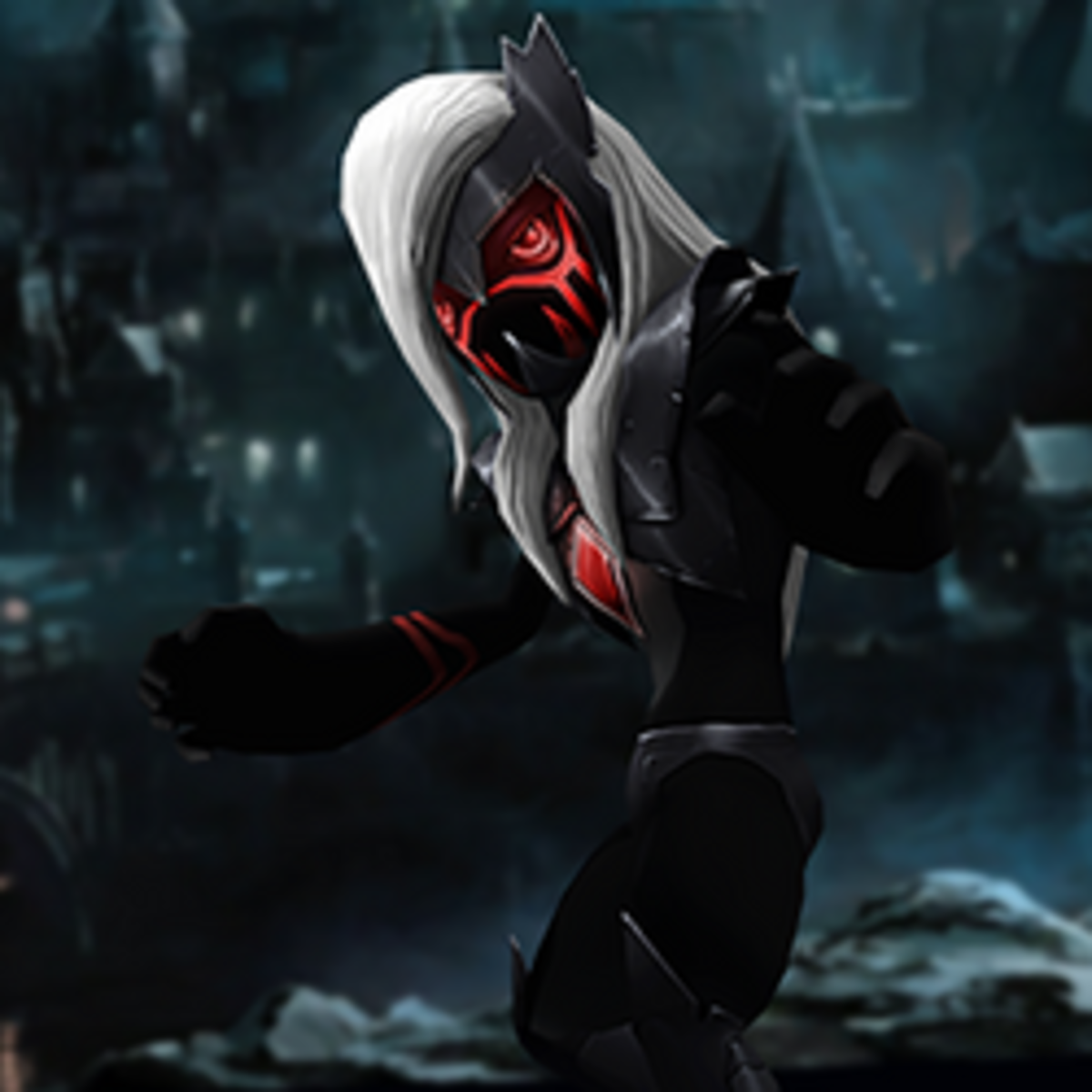 (WoC) Corvo - Mysterious Survivor