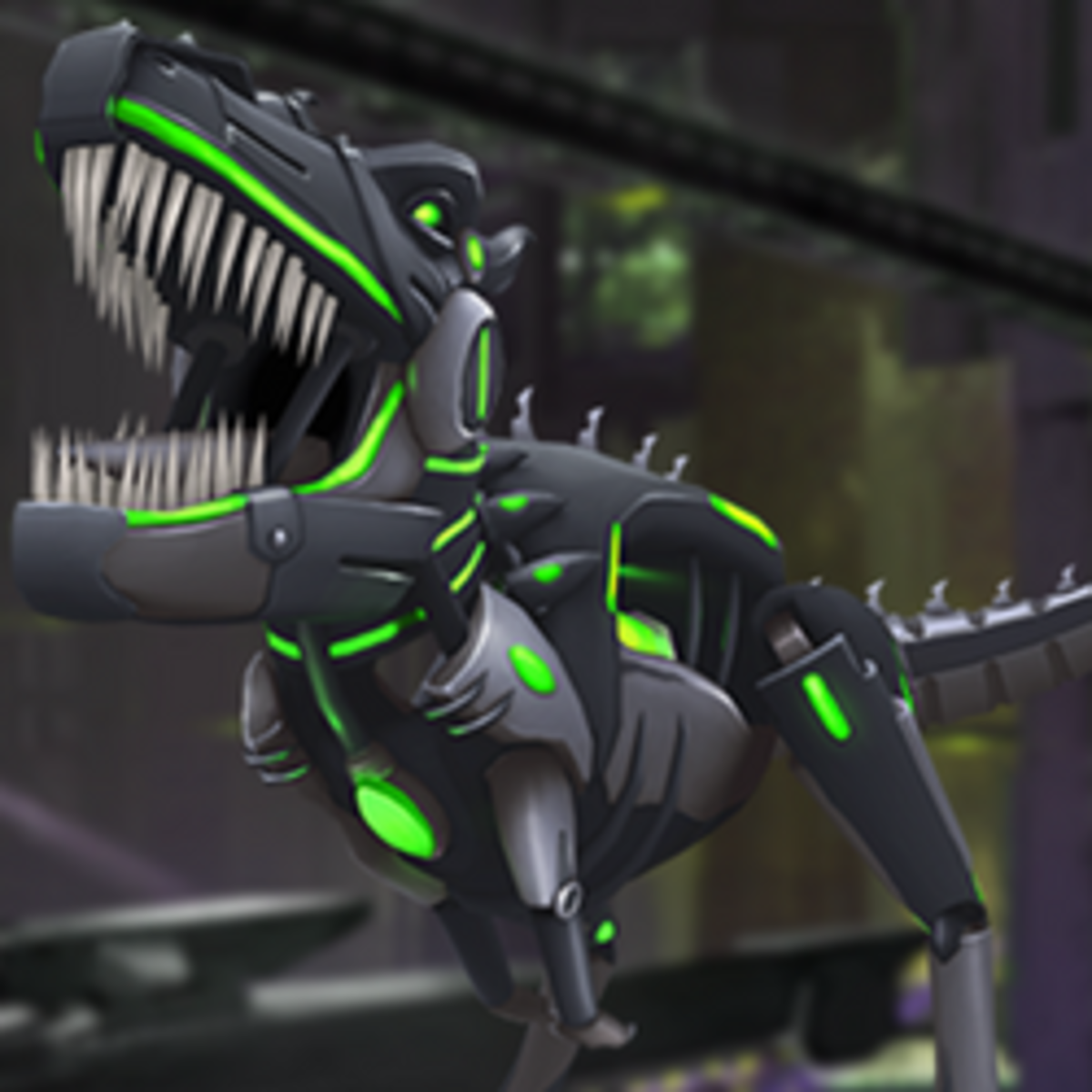 (WoC) Mech-Rex - Crypta's Mightiest