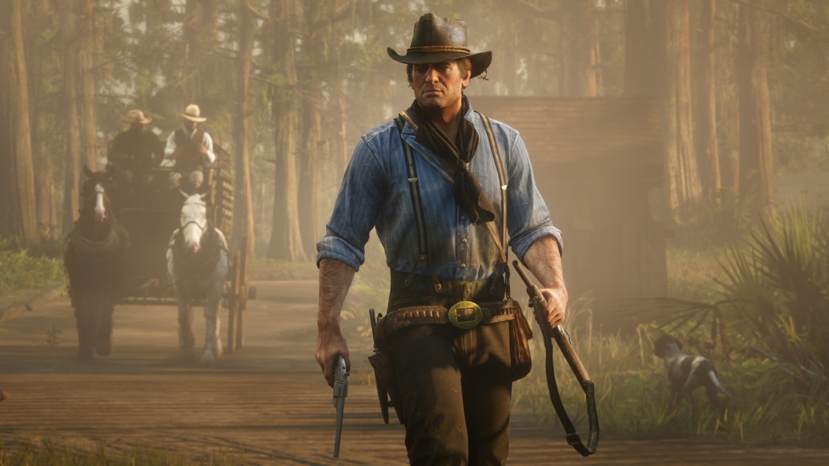 """Red Dead Redemption 2"" Screenshot"