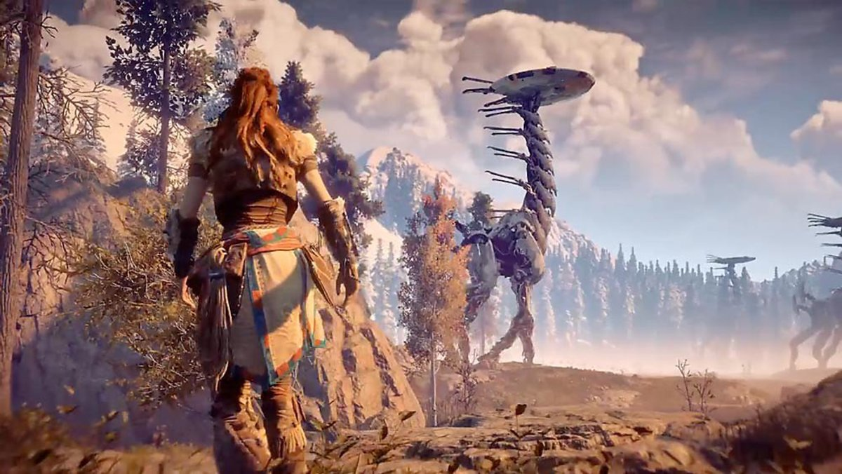 "Top 8 Enthralling Games Like ""Horizon: Zero Dawn"" Everyone Should Play"