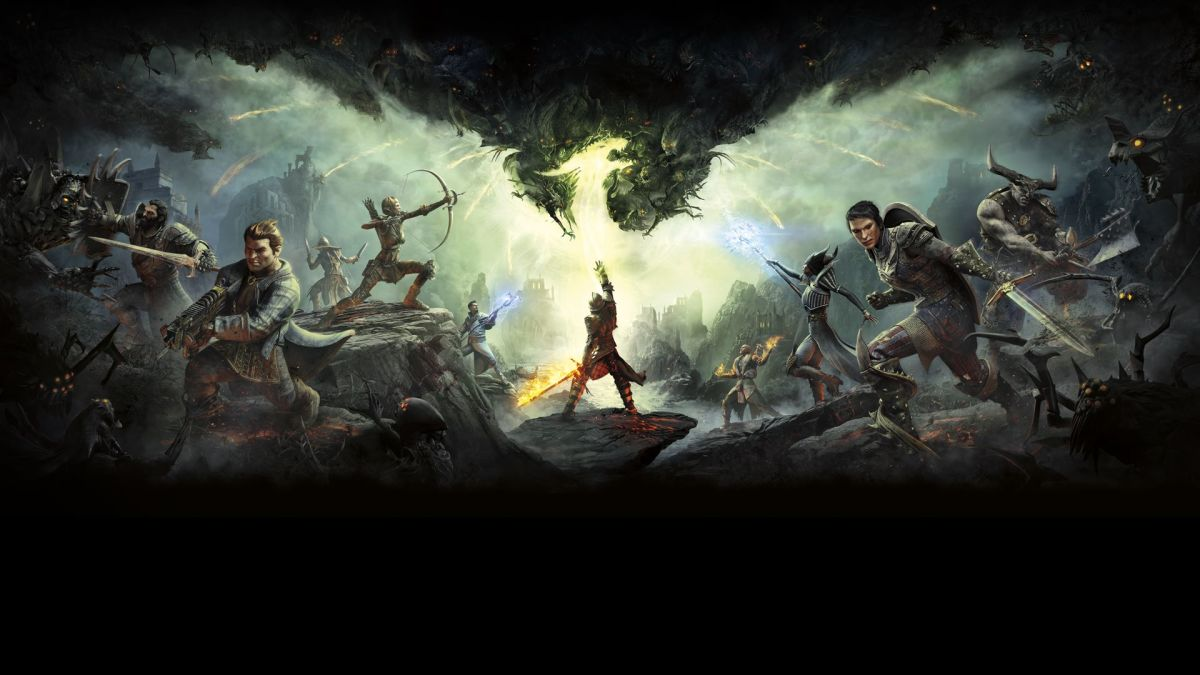 """Dragon Age: Inquisition"" Cover Art"