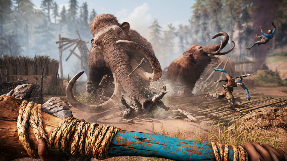 """Far Cry: Primal"" Screenshot"