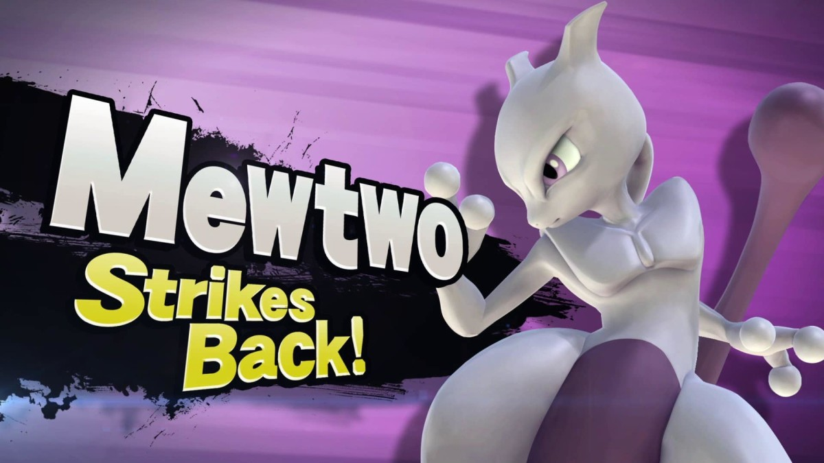 Mewtwo is a psychic-type legendary Pokemon. You might want to consider giving it a nickname based on powerful beings or the fact that it was created by science.