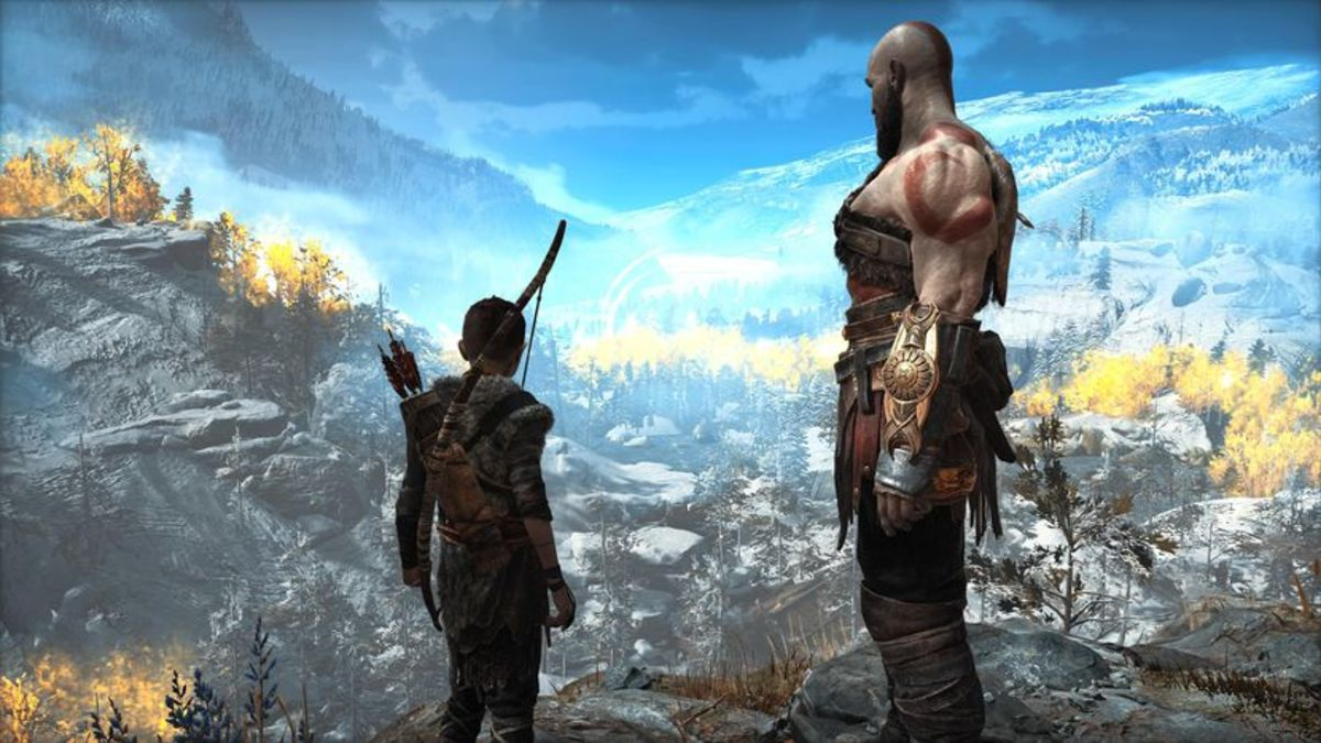 """If you like """"God of War,"""" you'll love these games!"""