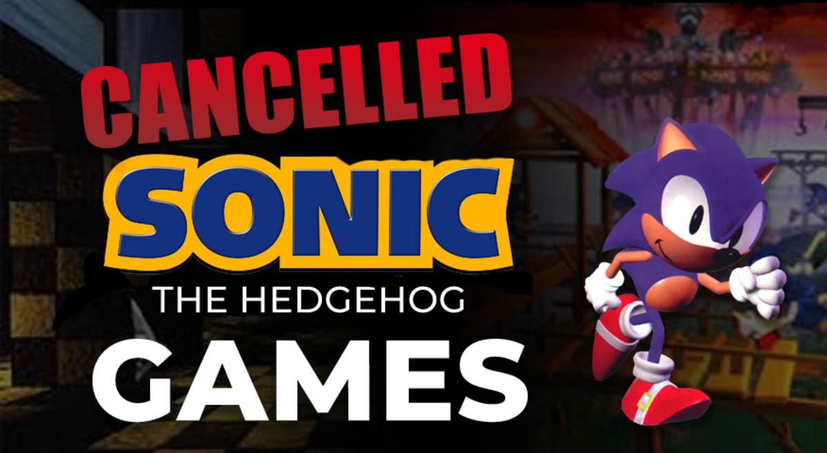Canceled Sonic the Hedgehog Games