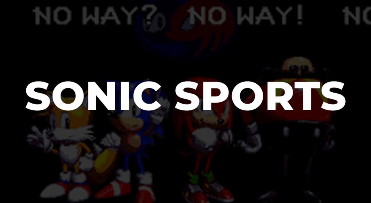Sonic Sports - 32X - 1995