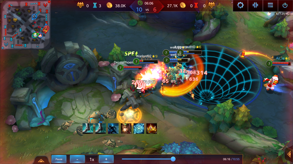 E-Stein has excellent teamfight potential