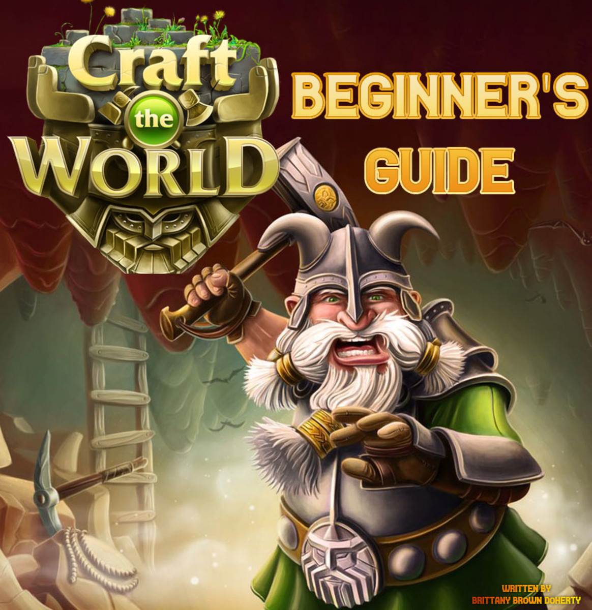 Craft the World Beginner's Guide: How to Build a Shelter, Use Magic Spells, and Other Helpful Tips!