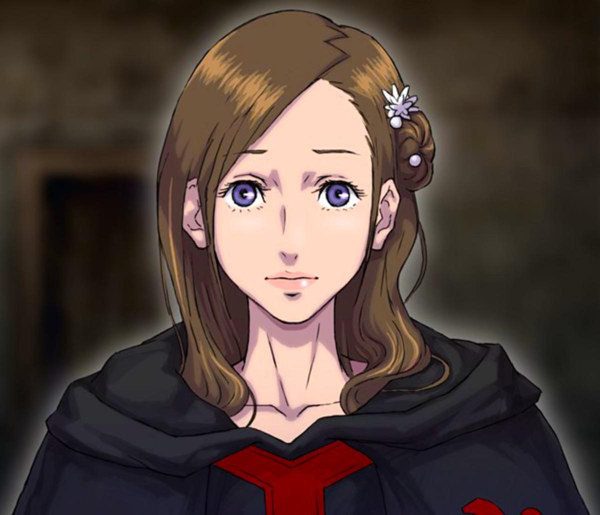 Akane in a Free the Soul robe