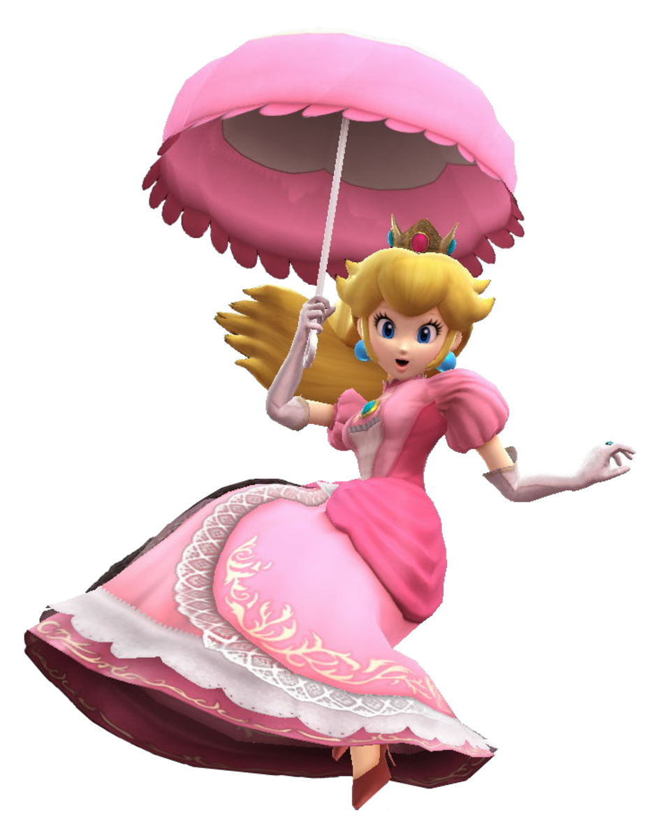 The Beautiful and Daring Princess Peach