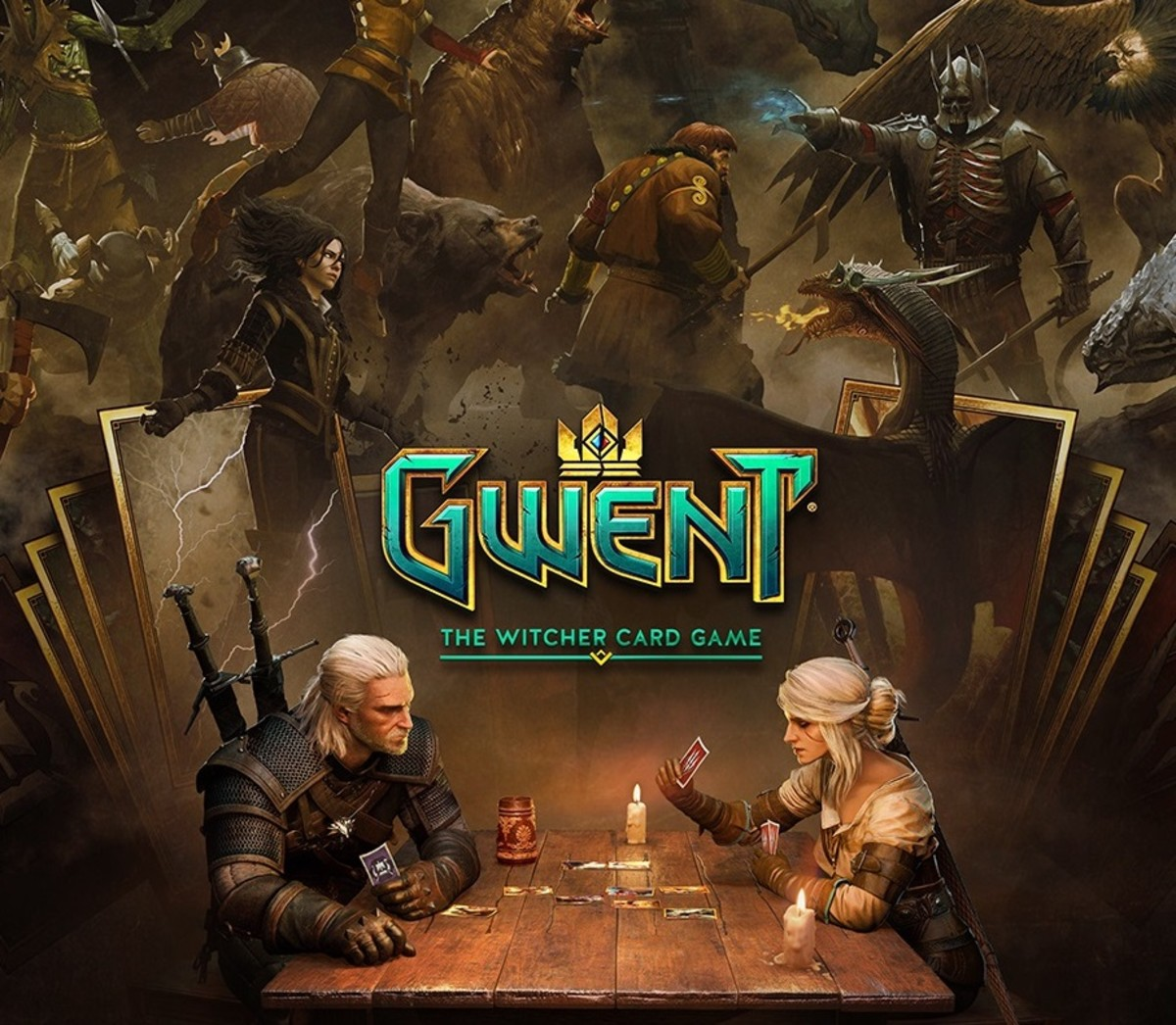 Gwent in The Witcher 3
