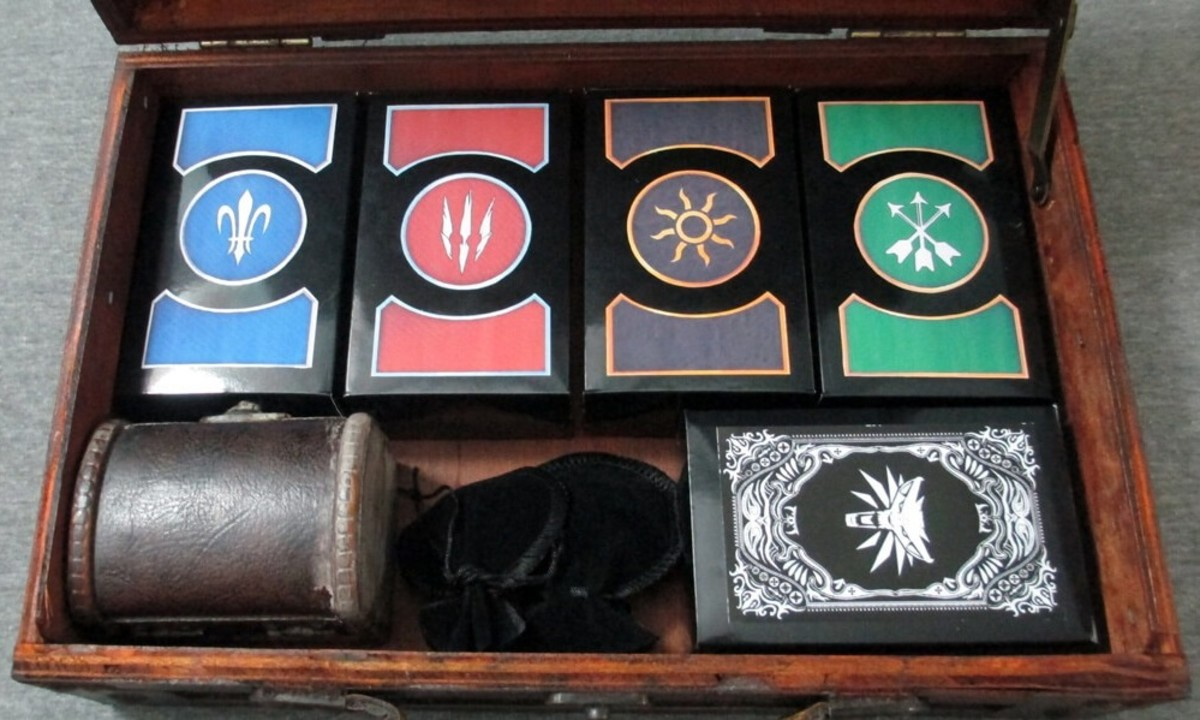 Gwent Factions