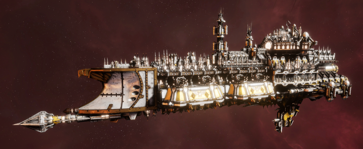 Imperial Navy Cruiser - Gothic (Solar Sub-Faction)
