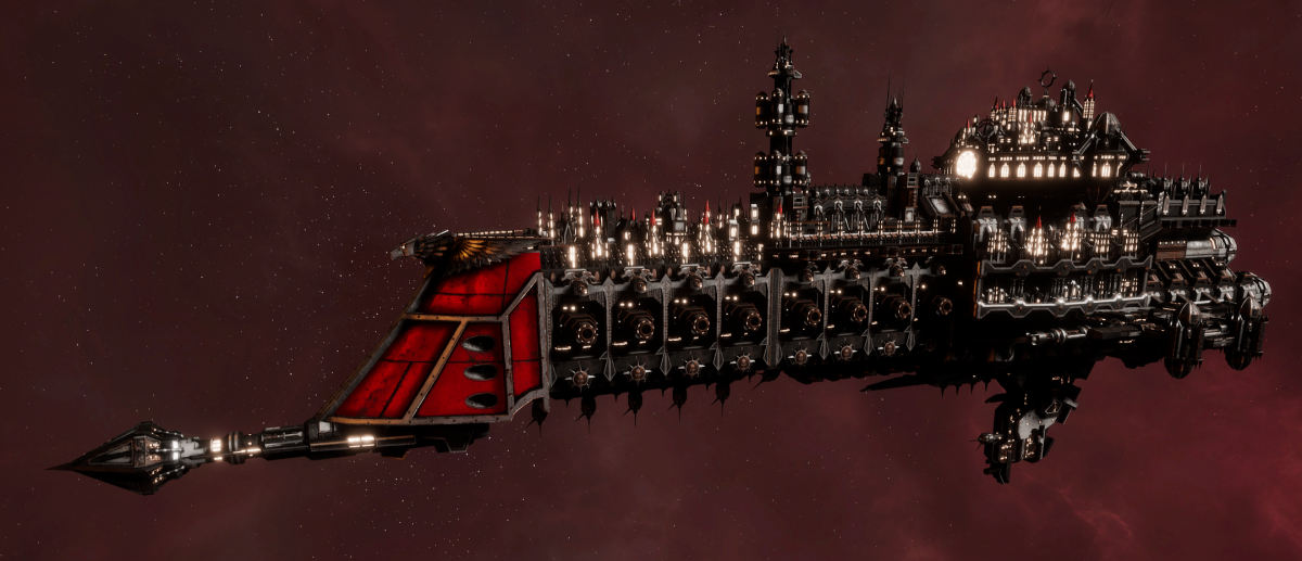 Imperial Navy Cruiser - Tyrant (Koronus Sub-Faction)