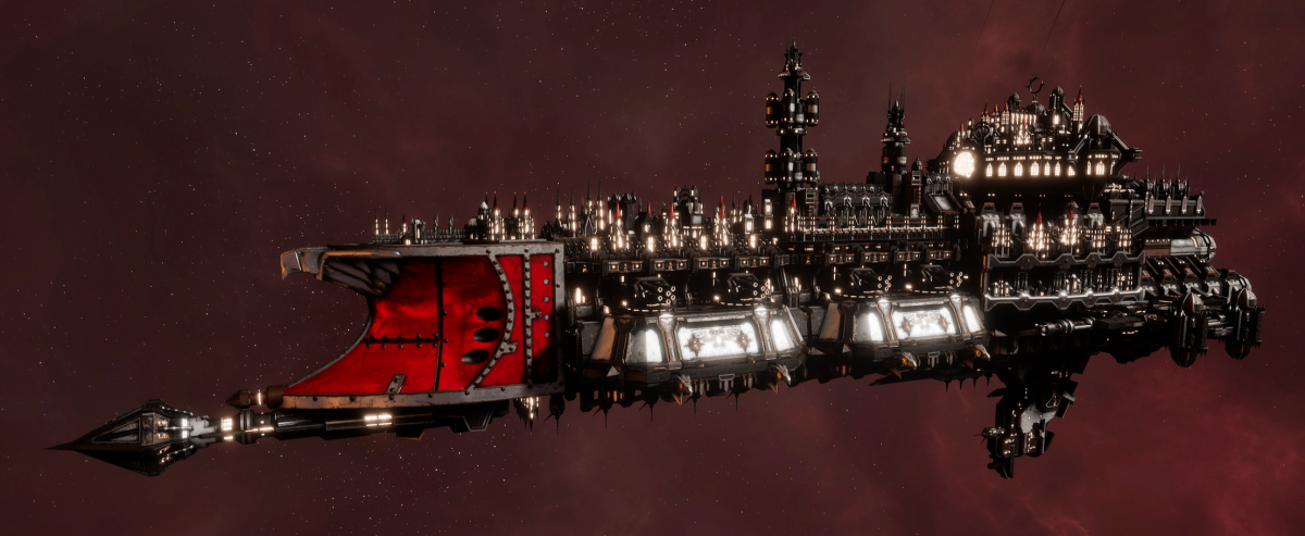 Imperial Navy Cruiser - Gothic (Koronus Sub-Faction)