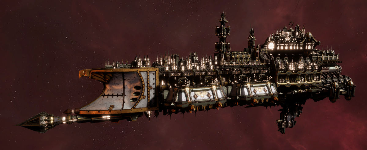 Imperial Navy Cruiser - Gothic (Gothic Sub-Faction)