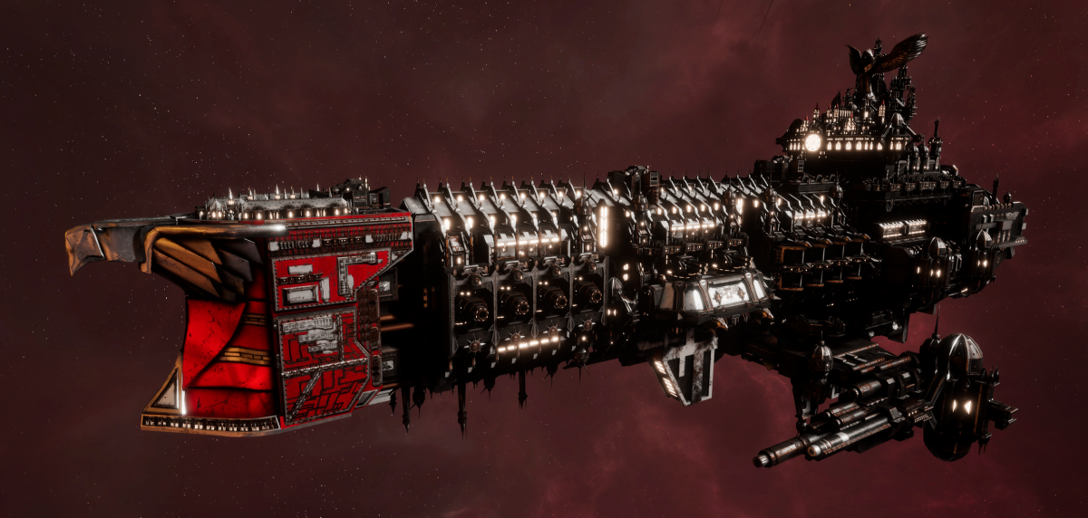 Imperial Navy Battleship - Oberon (Koronus Sub-Faction)