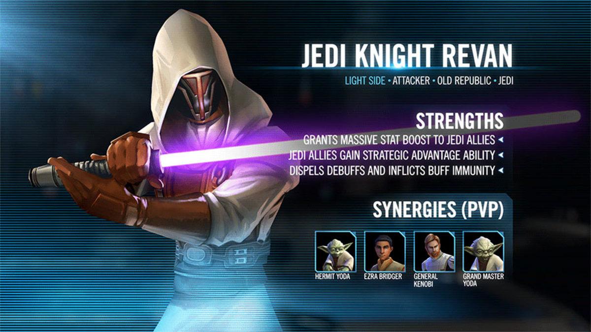 Jedi Knight Revan