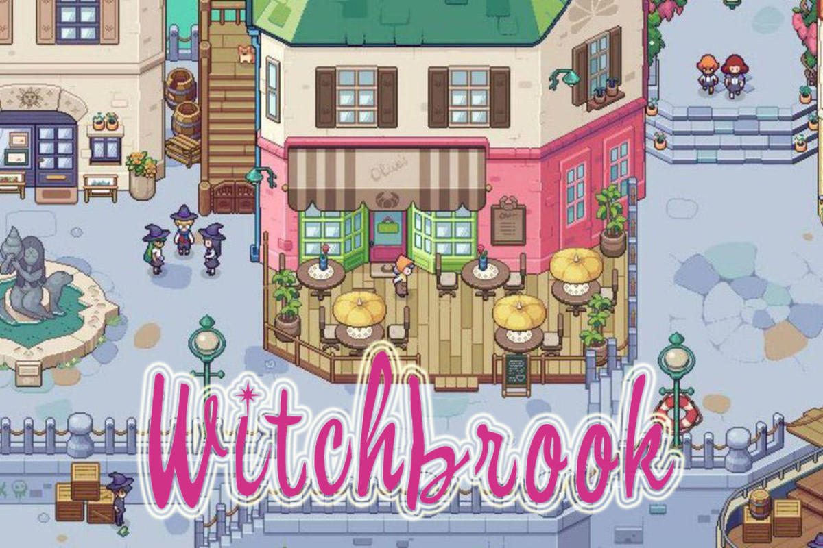 """""""Witchbrook"""""""