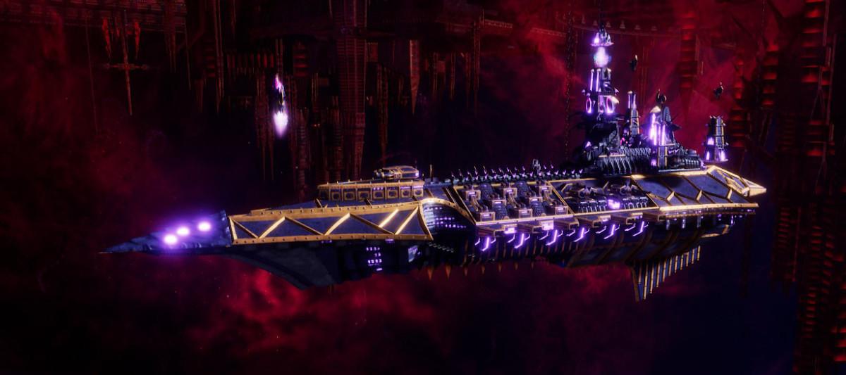 Chaos Cruiser - Emasculator (Thousand Sons)
