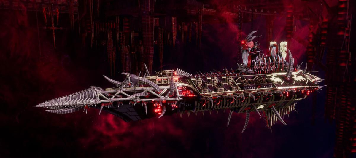 Chaos Cruiser - Emasculator  (World Eaters)