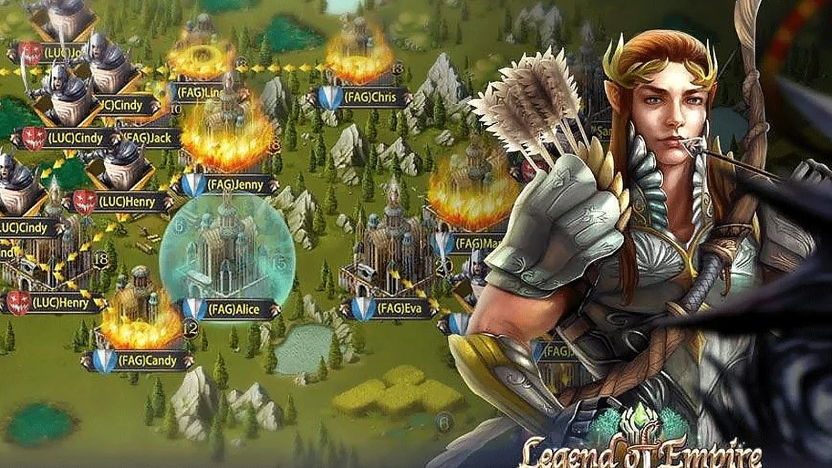 """Legend of Empire"" Tips and Tricks"