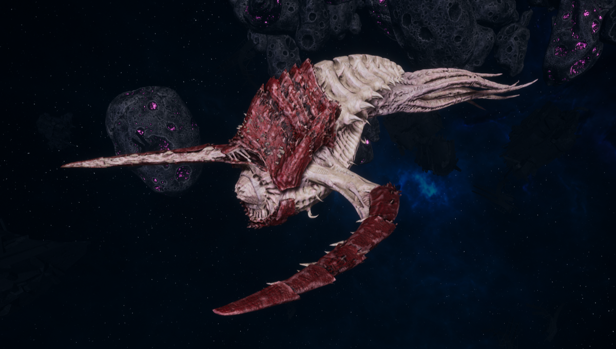 "Tyranid Destroyer - ""Strangler Vanguard"" - [Kraken Sub-Faction]"