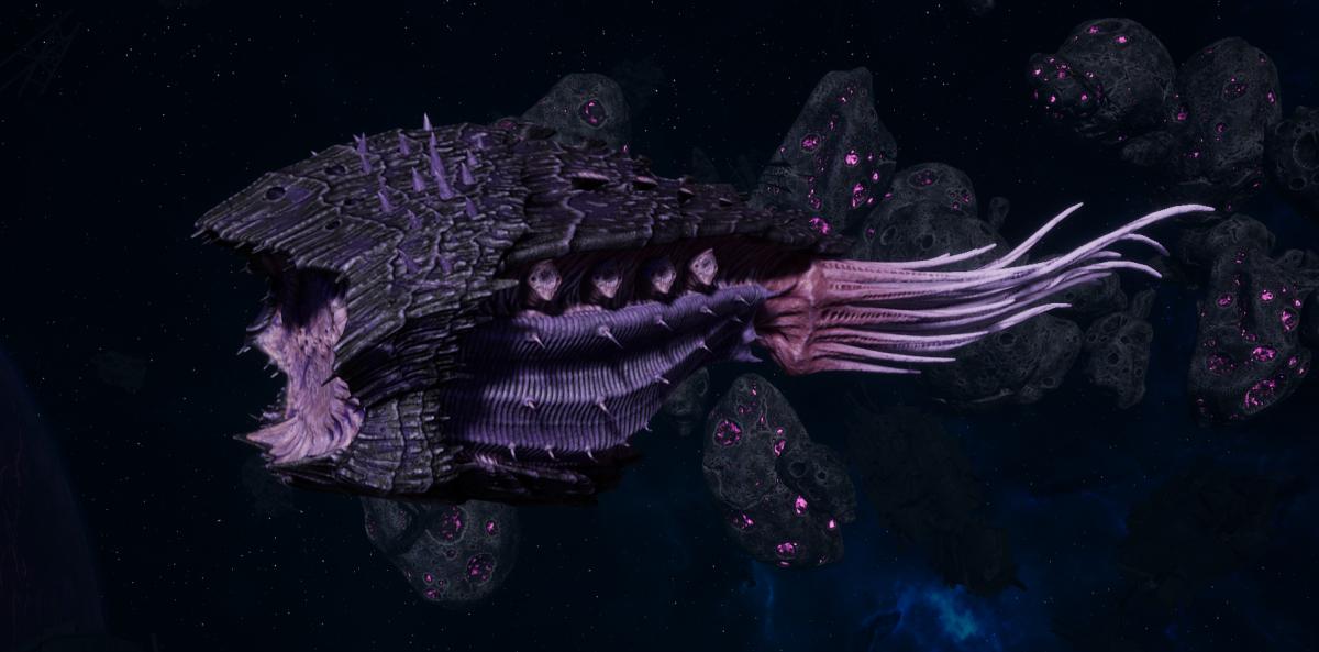 "Tyranid Cruiser - ""Bio Projectile Razorfiend"" - [Hydra Sub-Faction]"