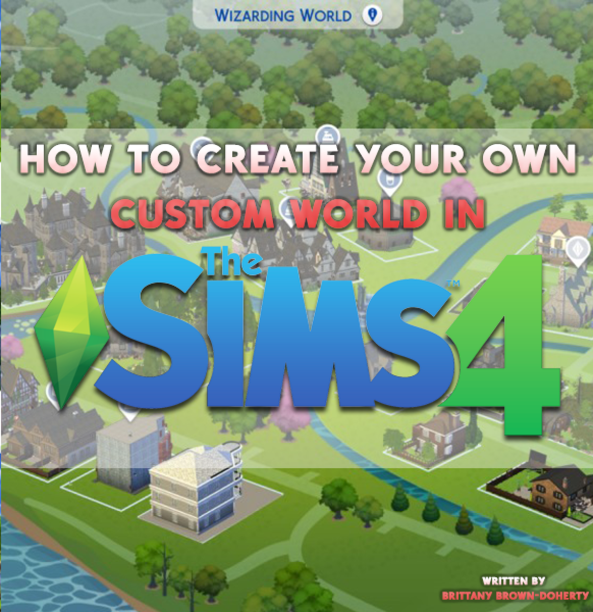 Learn how to create your own world in the Sims 4!